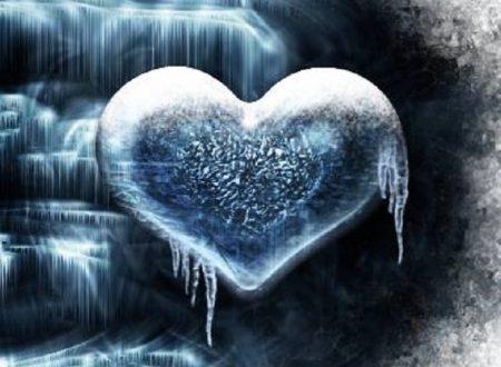 Differenza tra un cuore di pietra e uno di ghiaccio